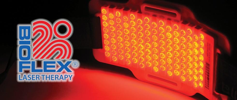 Laser Therapy BioFlex | 101 Osteopathic Centre | GTA Healer