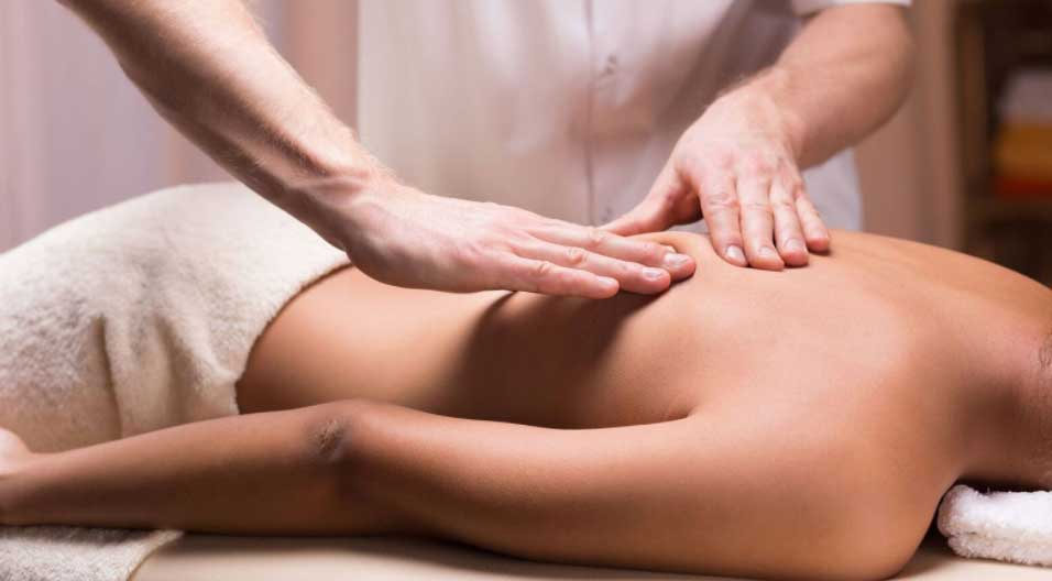 Massage Therapy with GTA Healer