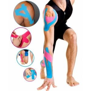 Kinesio Sports Taping | 101 Osteopathic Centre | GTA Healer