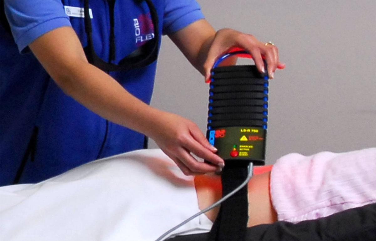 Laser, LED, Light, Treatment at GTA Healer