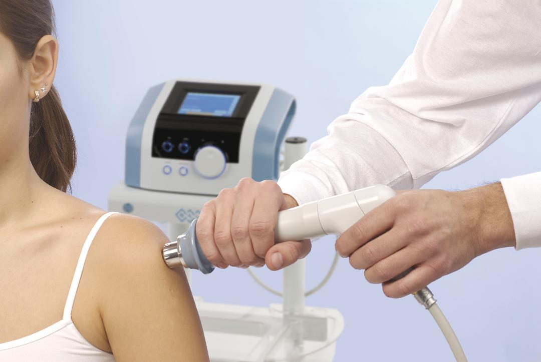 Shockwave Therapy at GTA Healer
